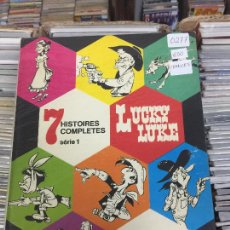Cómics: DUPUIS LUCKY LUKE TOMO 1 BUEN ESTADO. Lote 206526073