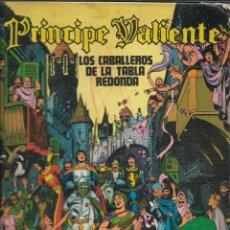 Cómics: PRINCIPE VALIENTE, HÉROES DEL COMIC AÑO 1972 TOMO I ES ORIGINAL DIBUJANTE H. FOSTER 160 PÁGINAS. Lote 206541358