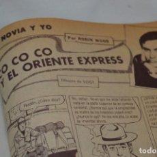 Cómics: INTERVALO - TOMO CONTENIENDO 27 AVENTURAS / TÍTULOS / COMICS VARIADOS, ¡MIRA FOTOS Y DETALLES!. Lote 206567075