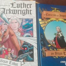 Cómics: LUTHER ARKWRIGHT. (COMPLETA EN 2 TOMOS) BRYAN TALBOT.. Lote 206569125