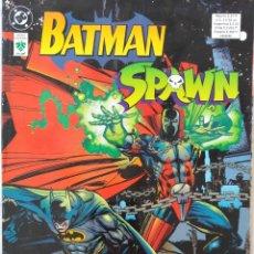 Cómics: BATMAN SPAWN. WAR DEVIL. DOUG MOENCH. CHUCK DIXON. COMIC. Lote 222560048