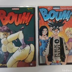 Cómics: BOUM! / COMPLETA 4 NÚMEROS / CAMALEON EDICIONES / NEKO PRESENTA: BOUM!. Lote 206915342