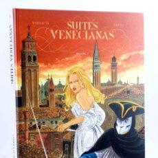 Cómics: SUITES VENECIANAS INTEGRAL 3 (WARNAUTS / RAIVES) PONENT MON, 2017. OFRT ANTES 34E. Lote 207019600