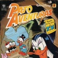 Cómics: PATOAVENTURAS Nº 3. Lote 207043391