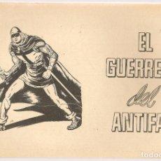 Cómics: EL GUERRERO DEL ANTIFAZ. HOMENAJE A GAGO. Nº 16. VALENCIANA. (P/D48). Lote 207058057