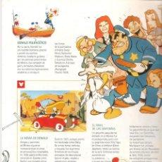 Cómics: 100 AÑOS DE MAGIA. WALT DISNEY. EL PAIS. FASCÍCULO: PAG. 37 A 48. (B/A21). Lote 207061313
