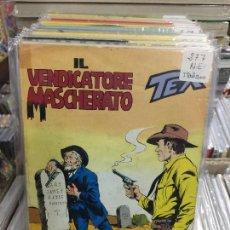 Cómics: TEX NUMERO 277 BUEN ESTADO EN ITALIANO. Lote 207091822