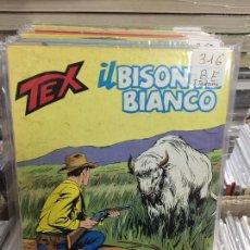 Cómics: TEX NUMERO 316 BUEN ESTADO EN ITALIANO. Lote 207092393
