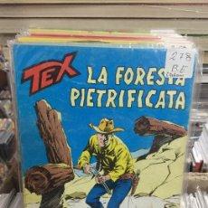 Cómics: TEX NUMERO 278 BUEN ESTADO EN ITALIANO. Lote 207092865