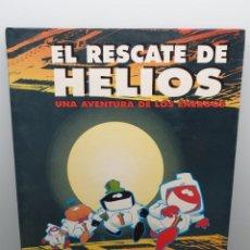 Cómics: CÓMIC EL RESCATE DE LOS HELIOS, UNA AVENTURA DE LOS ENERGOS. EXPO 92 SEVILLA. Lote 207108817