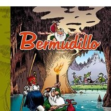 Cómics: BERMUDILLO 1. 2ª EDICION. Lote 207126557