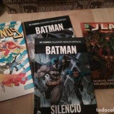 Cómics: LOTE TOMOS DC BATMAN- JLA-LEGENDS. Lote 207138903