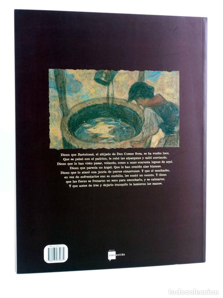 Cómics: PAMPA 3. LUNA DE AGUA (Jorge Zentner / Carlos Nine) Sins entido, 2005. OFRT antes 13,9E - Foto 2 - 207152118