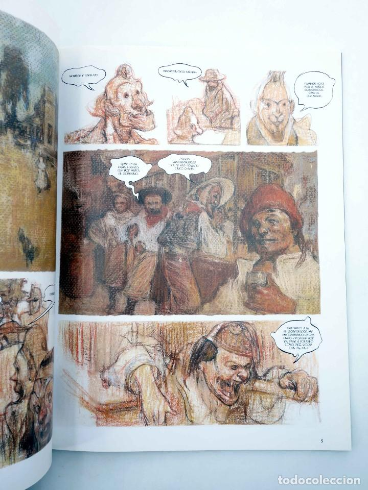 Cómics: PAMPA 3. LUNA DE AGUA (Jorge Zentner / Carlos Nine) Sins entido, 2005. OFRT antes 13,9E - Foto 7 - 207152118