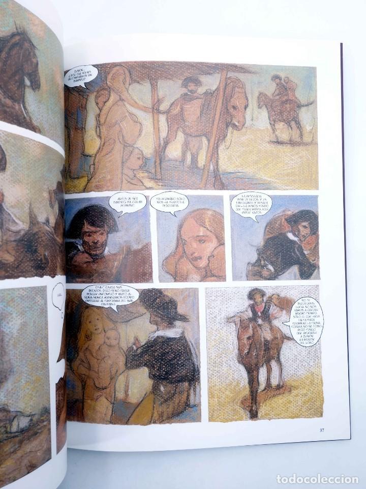 Cómics: PAMPA 3. LUNA DE AGUA (Jorge Zentner / Carlos Nine) Sins entido, 2005. OFRT antes 13,9E - Foto 8 - 207152118