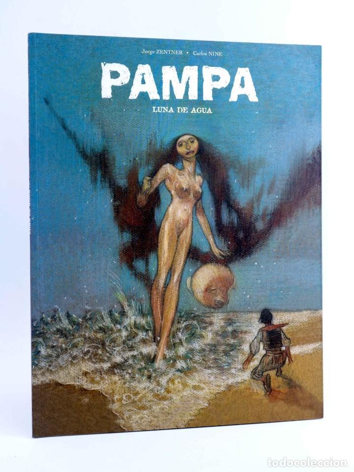 PAMPA 3. LUNA DE AGUA (JORGE ZENTNER / CARLOS NINE) SINS ENTIDO, 2005. OFRT ANTES 13,9E (Tebeos y Comics - Comics otras Editoriales Actuales)
