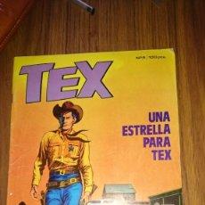 Cómics: TEX NUMERO 8 EDICIONES ZINCO 1984 (NO RETAPADO NI PROCEDE DE RETAPADO). Lote 207166396