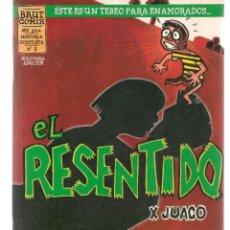 Cómics: BRUT COMIX. HISTORIAS COMPLETAS. Nº 2. EL RESENTIDO. JUACO. LA CÚPULA. (P/D48). Lote 207180566