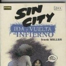Cómics: SIN CITY: IDA Y VUELTA AL INFIERNO VOLUMEN 2. Lote 207334080