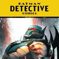 Cómics: INTELIGENCIA - ECC / DC / BATMAN SAGA DETECTIVE COMICS : RENACIMIENTO 4 / TAPA DURA. Lote 207429832