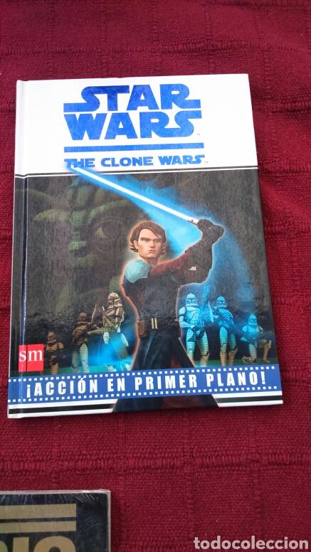 Cómics: STAR WARS ADAPTACIÓN OFICIAL EN COMIC /STAR WARS THE CLONE WARS ACCIÓN EN PRIMER PLANO /PLANETA DEAG - Foto 4 - 207468923
