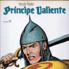 Cómics: EL PRÍNCIPE VALIENTE. HAROLD FOSTER. 22 VOLÚMENES CONSECUTIVOS DE 48 PÁGINAS. TOTAL 1.056 PÁGINAS.. Lote 207899016