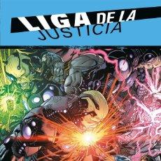 Cómics: INTEMPORALES - ECC / DC / LIGA DE LA JUSTICIA SAGA : RENACIMIENTO 4 / TAPA DURA / BRYAN HITCH. Lote 207987528