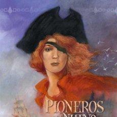 Cómics: PIONEROS DEL NUEVO MUNDO 4 : EL VALLE AZUL - YERMO / TAPA DURA. Lote 293828583