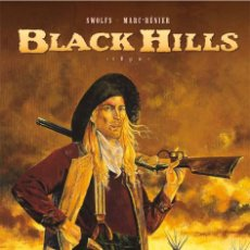 Cómics: BLACK HILLS 1890 - YERMO / TAPA DURA. Lote 208177731