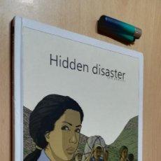 Cómics: HIDDEN DISASTER - ERICK BONGERS - EN INGLES / GRVOL21. Lote 208294903