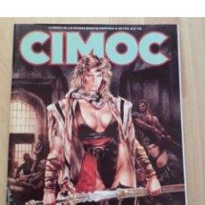 Cómics: CIMOC - N 102 . ED. NORMA. Lote 208325746