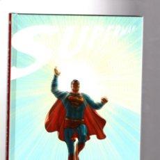 Cómics: ALL STAR SUPERMAN - ECC / DC / GRANT MORRISON & FRANK QUITELY / NUEVO DE EDITORIAL. Lote 188517363