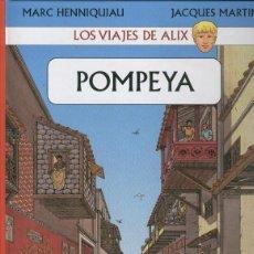 Comics: LOS VIAJES DE ALIX: POMPEYA. Lote 208582270