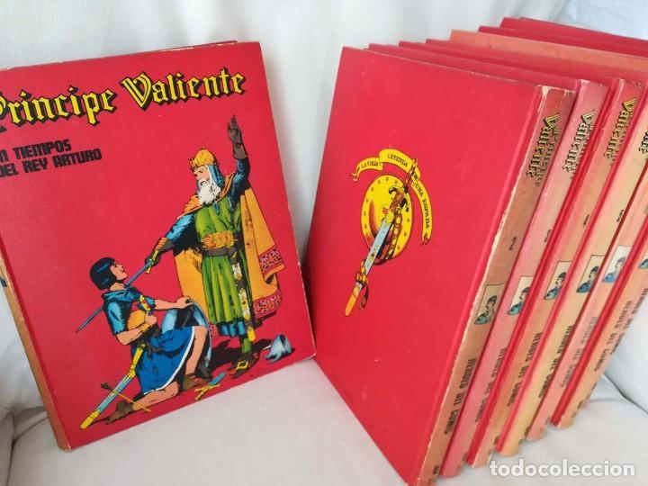 Cómics: PRINCIPE VALIENTE, 8 TOMOS , BURU LAN - Foto 2 - 208858611