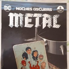 Comics: NOCHES OSCURAS: METAL 6. Lote 208941791
