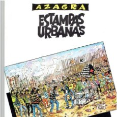 Comics : * ESTAMPAS URBANAS * VIRUS EDITORIAL 1991* AZAGRA * ALBUM IMPECABLE *. Lote 209063303