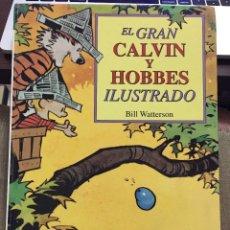 Cómics: EL GRAN CALVIN Y HOBBES Nº 5 ILUSTRADO. TAPA DURA . PRIMERA EDICION 2000. Lote 209065015