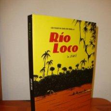 Cómics: RÍO LOCO. LOS VIAJES DE JUAN SIN TIERRA, 3 - ISUSI - ASTIBERRI, MUY BUEN ESTADO. Lote 223015368