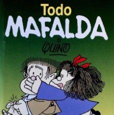 Cómics: TODO MAFALDA. QUINO. 40 ANIVERSARIO.. Lote 209184320