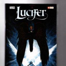 Cómics: LUCIFER INTEGRAL 3 - ECC / DC VERTIGO / TAPA DURA. Lote 188664587