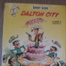 Cómics: LUCKY LUKE - DALTON CITY - EDITORIAL DARGAUD 1969 EN FRANCES. Lote 58112804