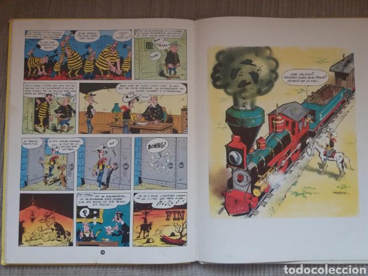 Cómics: LUCKY LUKE - DALTON CITY - EDITORIAL DARGAUD 1969 EN FRANCES - Foto 2 - 58112804