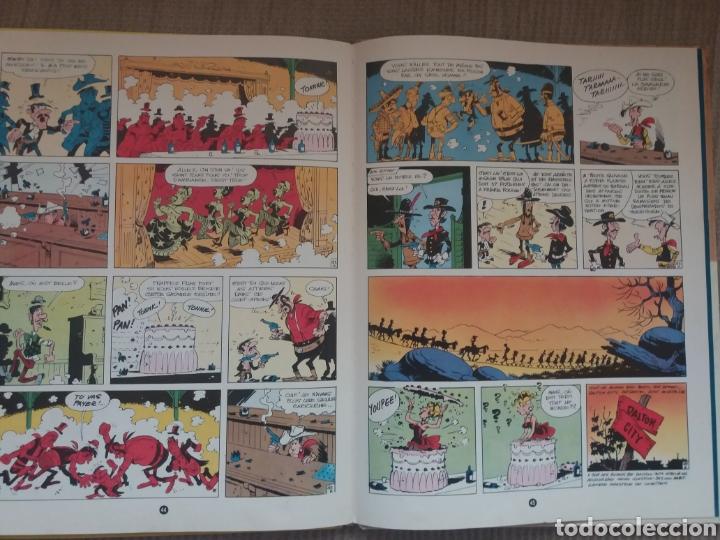 Cómics: LUCKY LUKE - DALTON CITY - EDITORIAL DARGAUD 1969 EN FRANCES - Foto 3 - 58112804