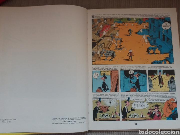 Cómics: LUCKY LUKE - DALTON CITY - EDITORIAL DARGAUD 1969 EN FRANCES - Foto 4 - 58112804