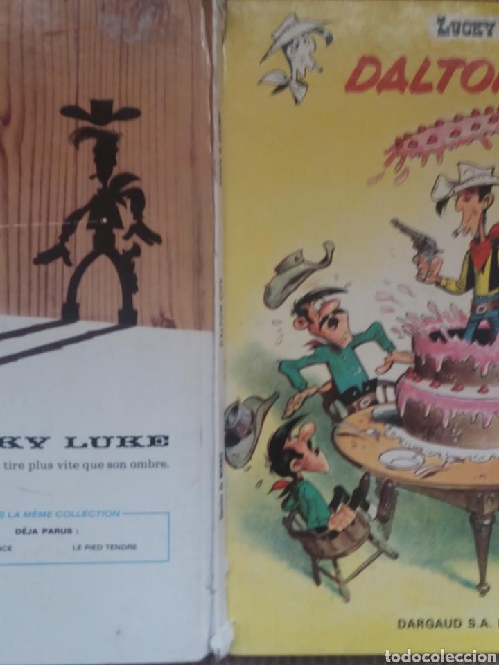 Cómics: LUCKY LUKE - DALTON CITY - EDITORIAL DARGAUD 1969 EN FRANCES - Foto 5 - 58112804