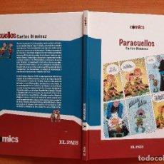 Cómics: 2005 PARACUELLOS - CARLOS GIMÉNEZ / CÓLECCIÓN CÓMICS EL PAÍS Nº 34. Lote 209407053