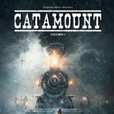 Cómics: CATAMOUNT 1 - YERMO / TAPA DURA. Lote 209690103