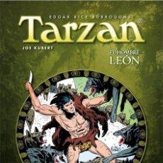 Cómics: TARZAN DE JOE KUBERT 3 : EL HOMBRE LEON - YERMO / DC / TAPA DURA. Lote 209690990