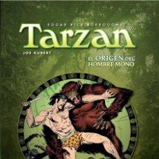 Cómics: TARZAN DE JOE KUBERT 1 : EL ORIGEN DEL HOMBRE MONO - YERMO / DC / TAPA DURA. Lote 209691380