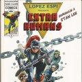 Lote 261157725: López Espí Presenta: Extra Humans Nº 1
